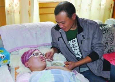 中国梦想秀骨癌