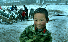 """一个摄影人的18载追寻:用镜头为西北旱区""""解渴"""