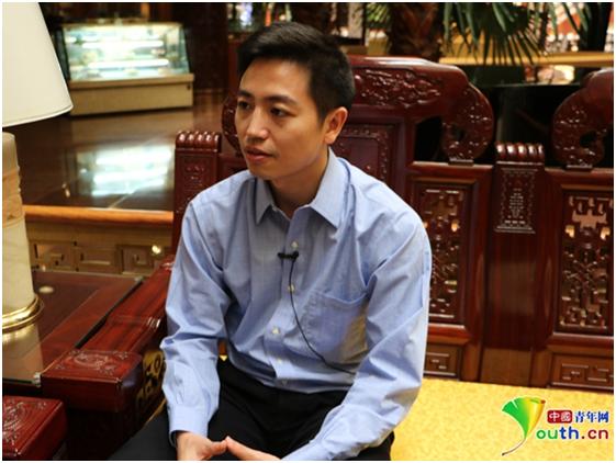 五四奖章青年刘自鸿:矢志科技创新 创业成就梦想