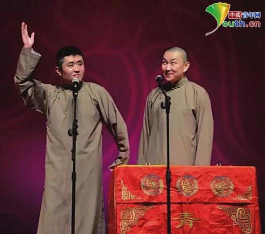 青年相声演员苗阜:中兴西北相声 弘扬民族文化