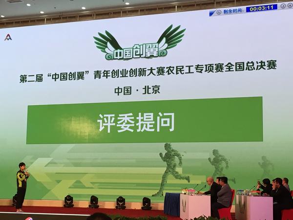 《中国创翼·创业故事第十九期》