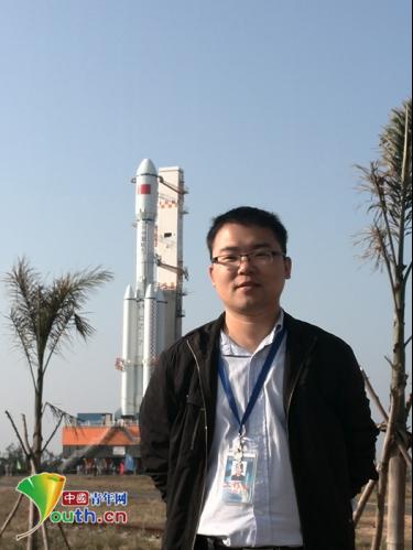 天舟一号电总体主任设计师于磊:仰望星空_逐梦而行