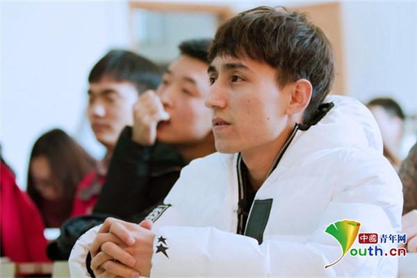 新疆好青年米拉迪力:要告诉外界一个真正的新疆