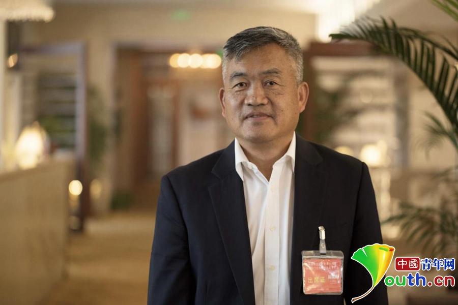 """北京赛车微信群:""""闯海人""""陈良刚:30年匠心打造世界级净水技术"""