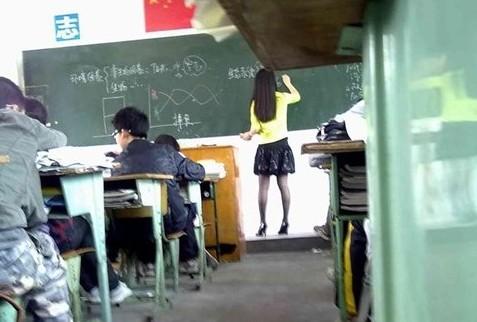 老师黑丝_中学老师黑厚丝图片 -微博生活网